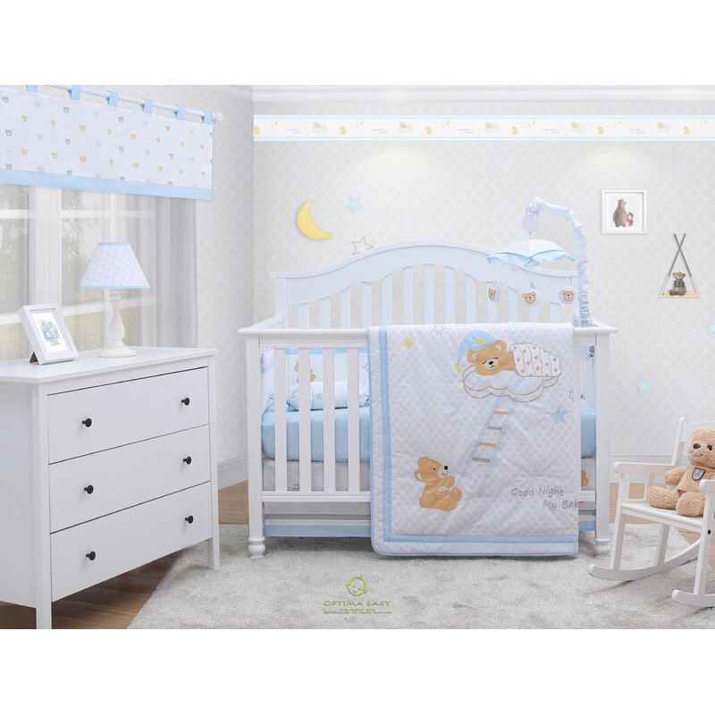 Teddy Bear Baby Nursery