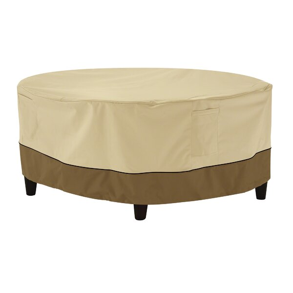Water Resistant Patio Table Cover by Red Barrel Studio