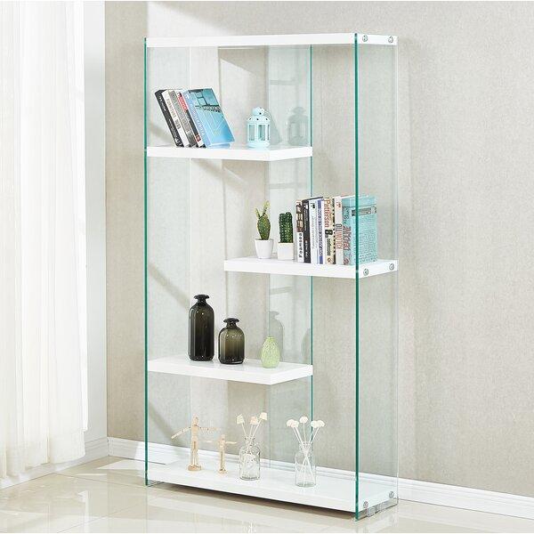 Weingartner Geometric Bookcase By Orren Ellis