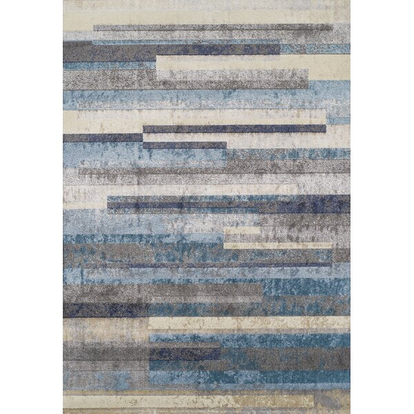 Lavita Blue/Beige Area Rug by Dalyn Rug Co.