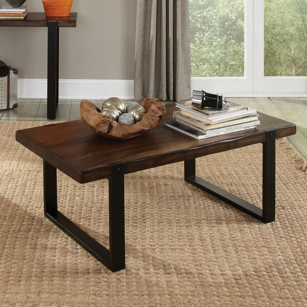 Micaela Coffee Table by Union Rustic