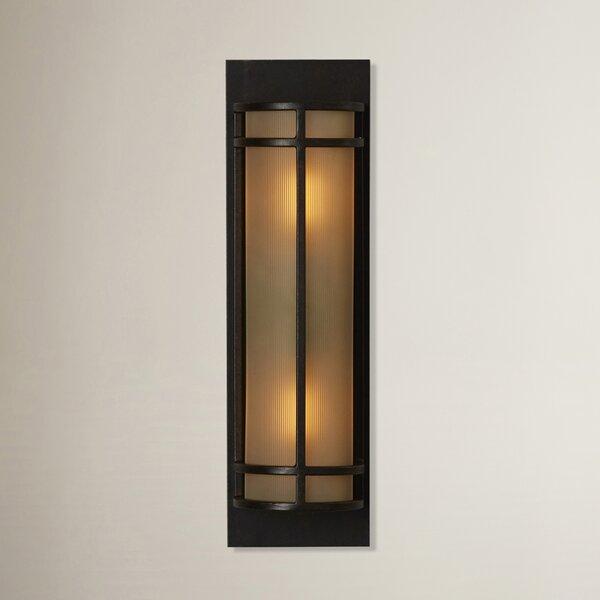 Oppenheimer 2-Light Flush Wall Sconce by Brayden Studio