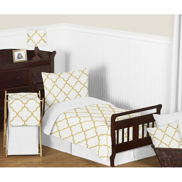 Trellis 5 Piece Toddler Bedding Set by Sweet Jojo Designs