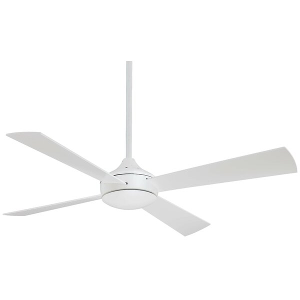 52 Aluma 4 Blade LED Ceiling Fan by Minka Aire
