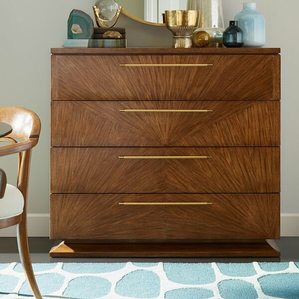 Panavista 4 Drawer Chest by Stanley Furniture