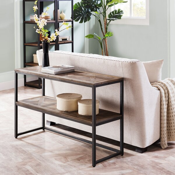 McMullen Console Table by Union Rustic