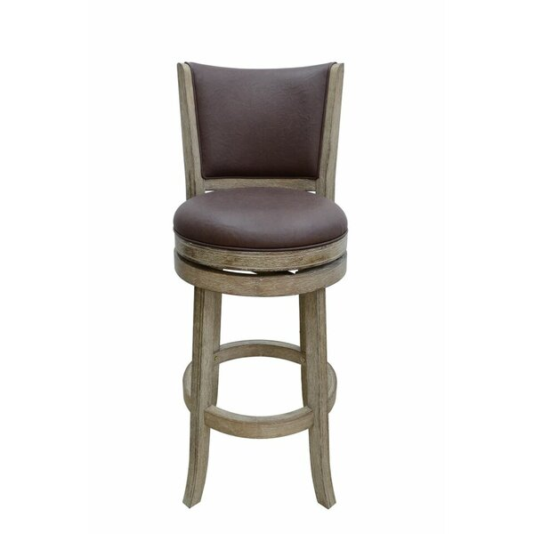 Stoudt 29 Swivel Bar Stool by Darby Home Co