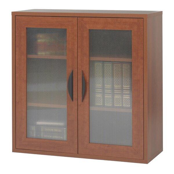 Vanderhoff Modular 2 Standard Bookcase By Symple Stuff