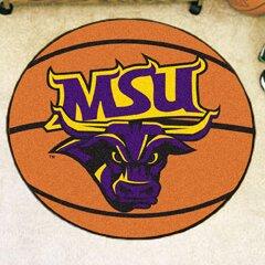 NCAA Minnesota State University - Mankato Basketball Mat by FANMATS