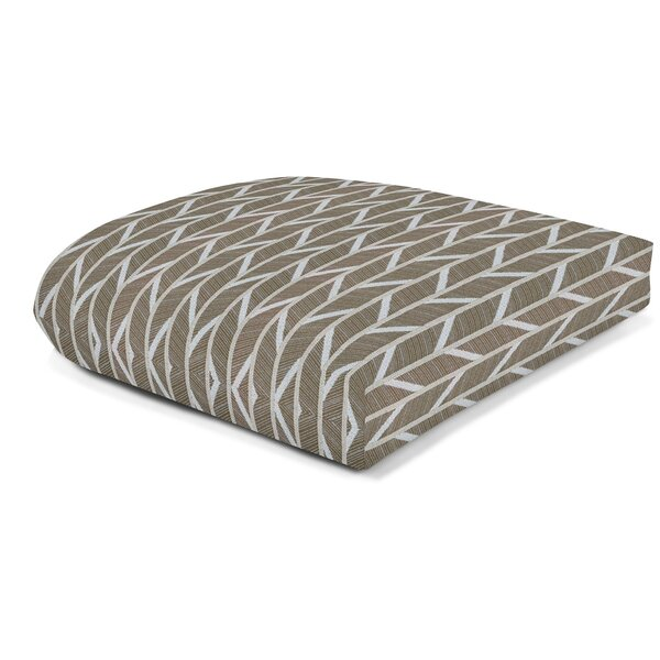 Contour Indoor/Outdoor Barstool Cushion