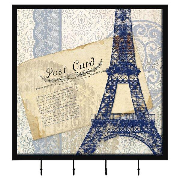 Paris Postcard I Wall Décor by PTM