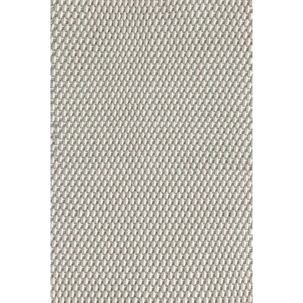Two-Tone Rope Hand-Woven Light Blue Indoor/Outdoor Area Rug by Dash and Albert Rugs