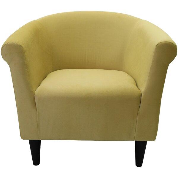 @ Mthimunye Barrel Chair by Ebern Designs| #$220.50!
