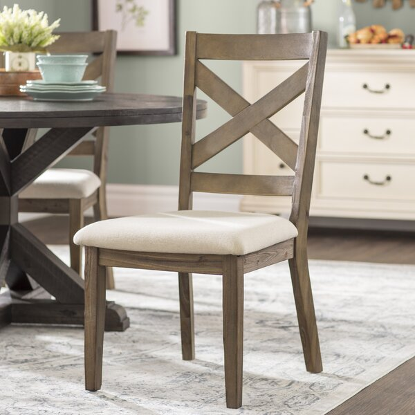 Kara Side Chair (Set of 2) by Laurel Foundry Modern Farmhouse