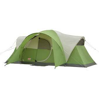 Coleman Evanston Screened 8 Person Tent 2000007824