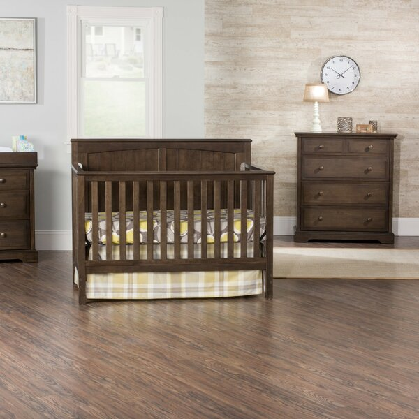 Sheldon 4-in-1 Convertible Crib by Child Craft
