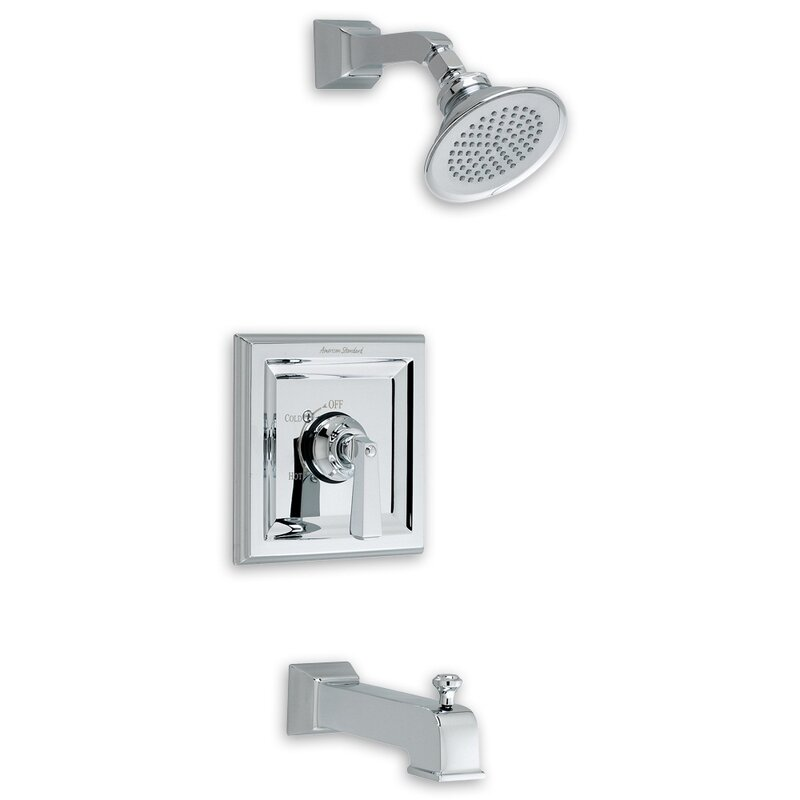 town square diverter bath tubshower faucet trim