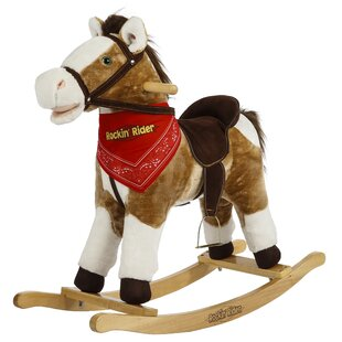 Savings Henley Rocking Horse By Rockin' Rider