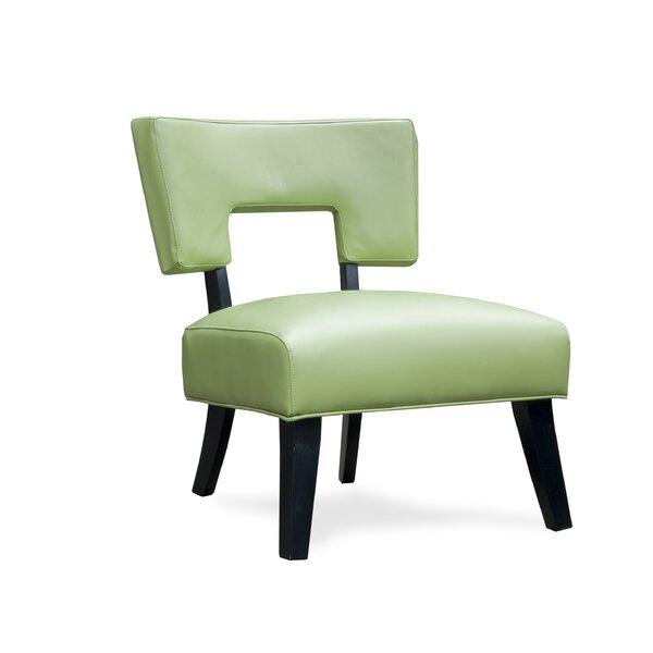 Hank Club Chair by Ivy Bronx