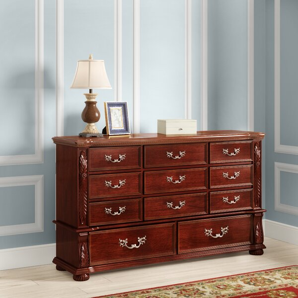 Lannisten 11 Drawer Dresser by Hokku Designs