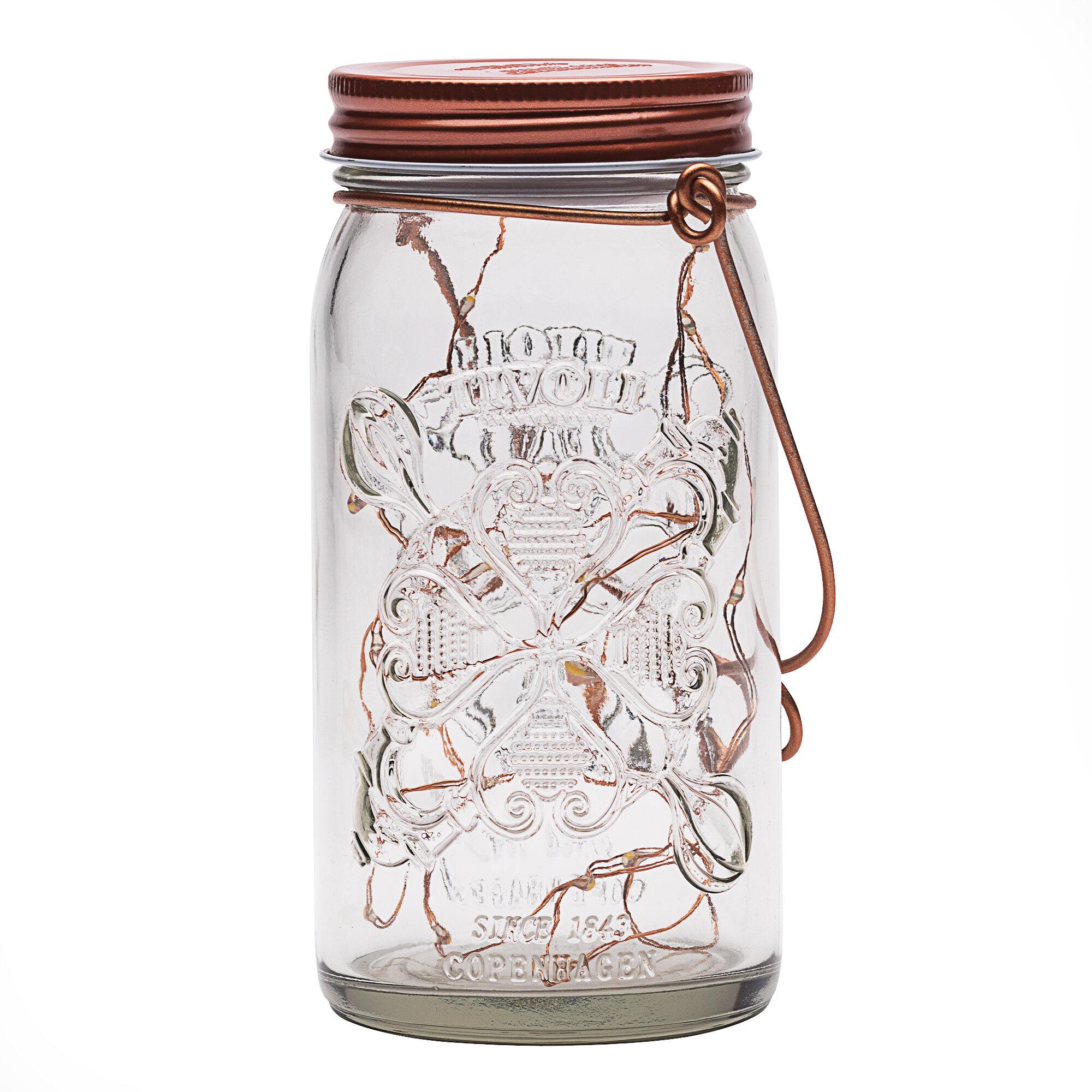 Tivoli LED String Light Decorative Jar By Lights