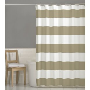 Brown And Cream Shower Curtain. Save to Idea Board  Gray Modern Ivory Cream Shower Curtains AllModern