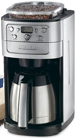 Grind and Brew Thermal 12-Cup Automatic Coffee Mak