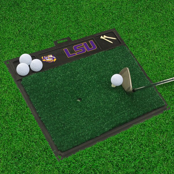 NCAA Louisiana State University Golf Hitting Mat by FANMATS