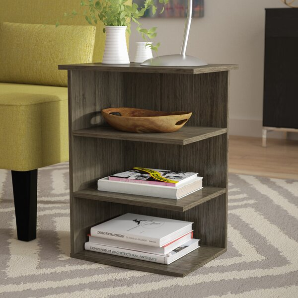 Gambier Magazine Chairside Table by Ebern Designs