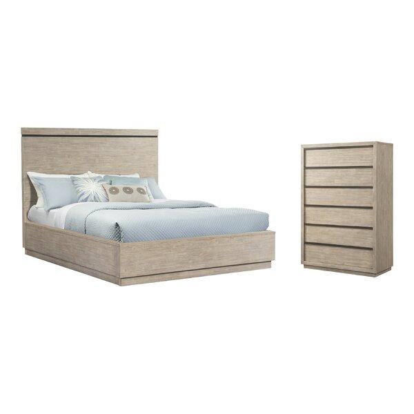 Crannell Platform Configurable Bedroom Set by Loon Peak