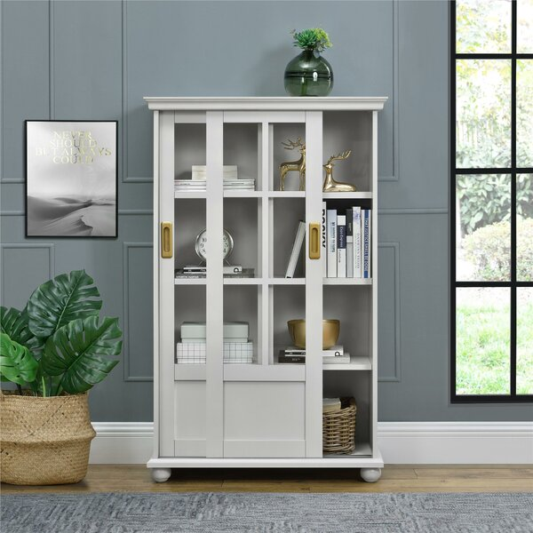 Magnolia Hill Standard Bookcase (Set of 1000) by Novogratz