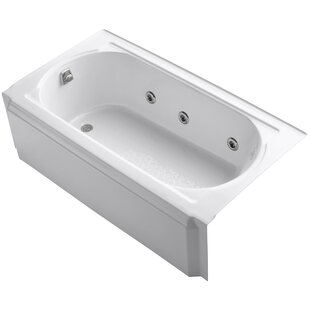 Memoirs Alcove 60 x 34 Whirpool Bathtub