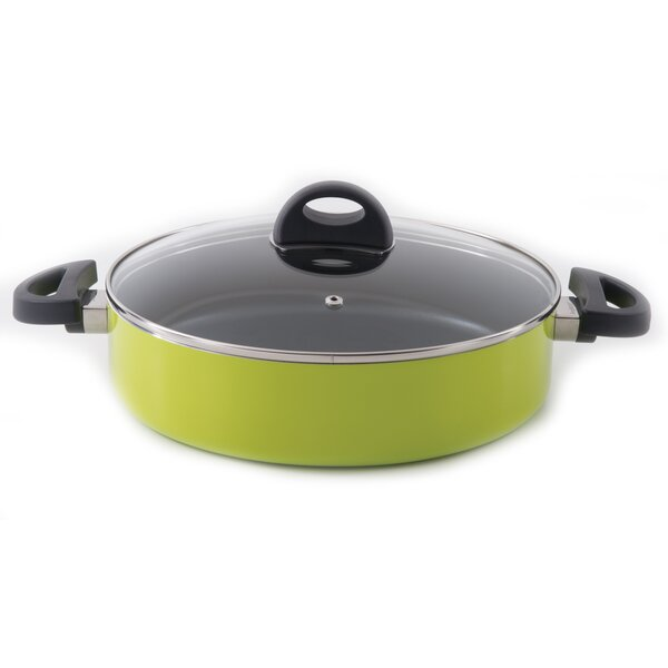 Eclipse Saute Pan with Lid by BergHOFF International