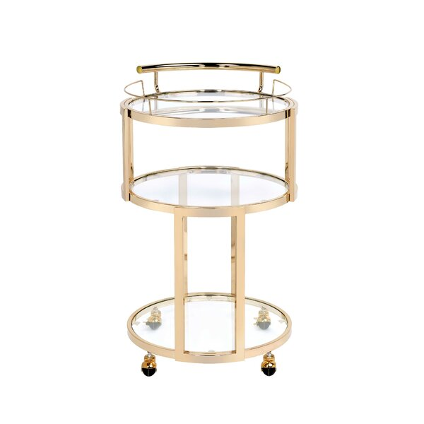Wes Bar Cart by Mercer41