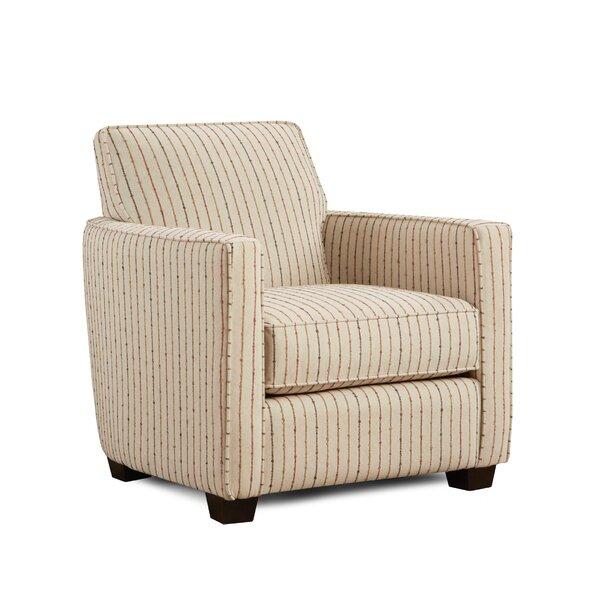 Gurdon Swivel Armchair by Darby Home Co