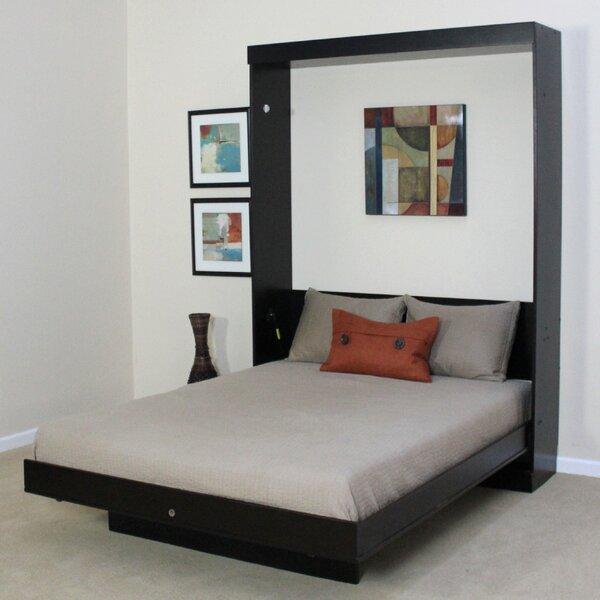 Tolliver Storage Murphy Bed by Latitude Run