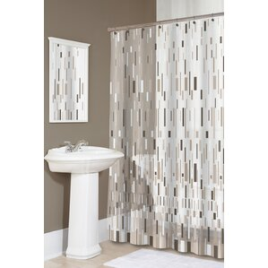 Dreyer EVA Bars Shower Curtain
