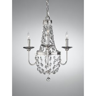 Elkins 3-Light Candle Style Chandelier By House of Hampton