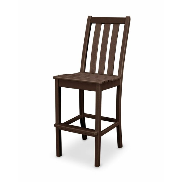 Vineyard Bar Side Chair by POLYWOOD®