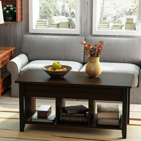Cinderford Lift Top Coffee Table by Winston Porter