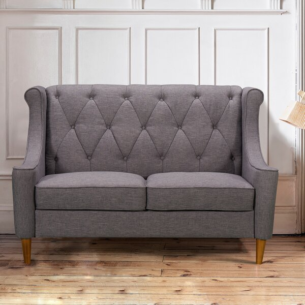 Waldrep Loveseat by House of Hampton