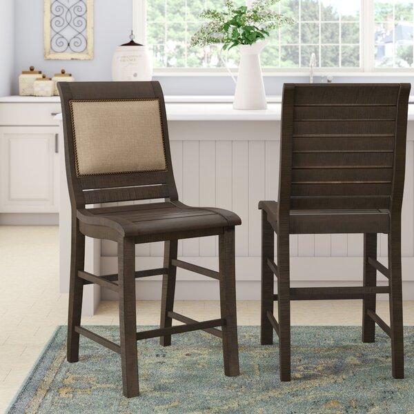 Sandhurst 2 Piece Wood Dining Chair by Three Posts