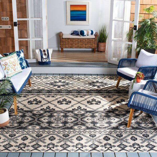 Easterwood Gray Indoor/Outdoor Area Rug
