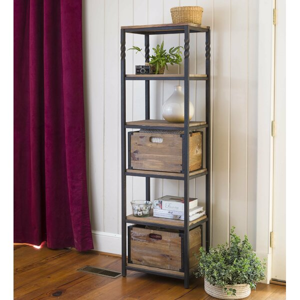 Deep Creek Etagere Bookcase by Plow & Hearth