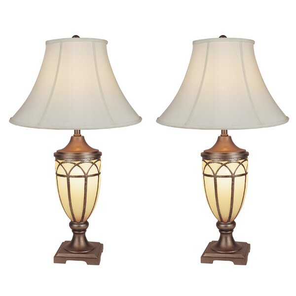 Gothic 30 Table Lamp (Set of 2) by Sintechno
