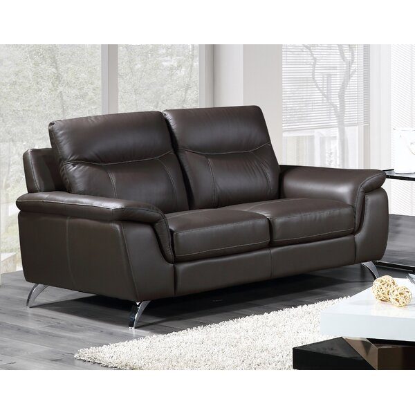Chicago Loveseat by Cortesi Home