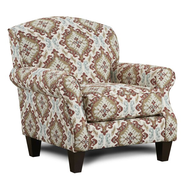 Fruitvale Armchair by Bungalow Rose Bungalow Rose