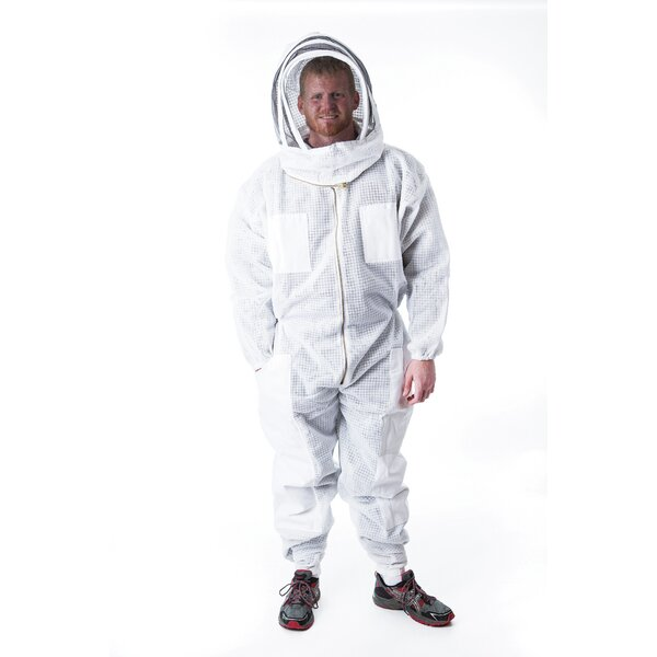 Borders Unlimited Ventilated Master Beekeeper Suit by Borders Unlimited
