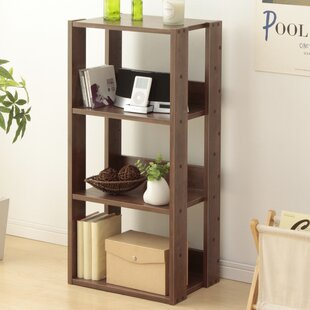 Affordable Etagere Bookcase by IRIS USA, Inc.