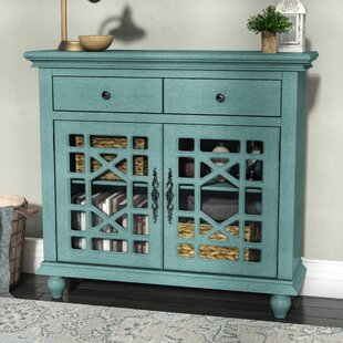 High-End Mauldin 2 Door Accent Cabinet By Lark Manor